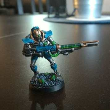 Necron Paint Schemes - 9 Color Motifs - how to paint Necrons - color schemes for Necrons, Necron Warriors, Sautekh or Zathanor Dynasty, and Necron dynasties - Indomitus Warhammer 40k Necron range color palette - 9 color schemes for Necron models and miniatures from Citadel Games Workshop - blue warrior