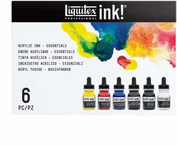 Best 15 inks for painting miniatures and models - citadel wash set - best inks for miniature painting - best inks for models - how to use inks on miniatures - inks for painting miniatures - Liquitex ink for painting miniatures review