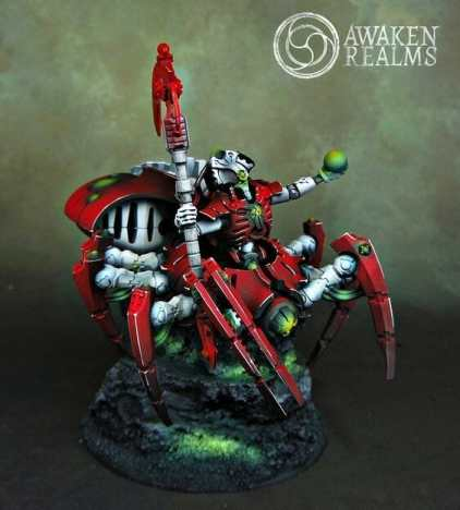 Necron Paint Schemes - 9 Color Motifs - how to paint Necrons - color schemes for Necrons, Necron Warriors, Sautekh or Zathanor Dynasty, and Necron dynasties - Indomitus Warhammer 40k Necron range color palette - 9 color schemes for Necron models and miniatures from Citadel Games Workshop - white and red death
