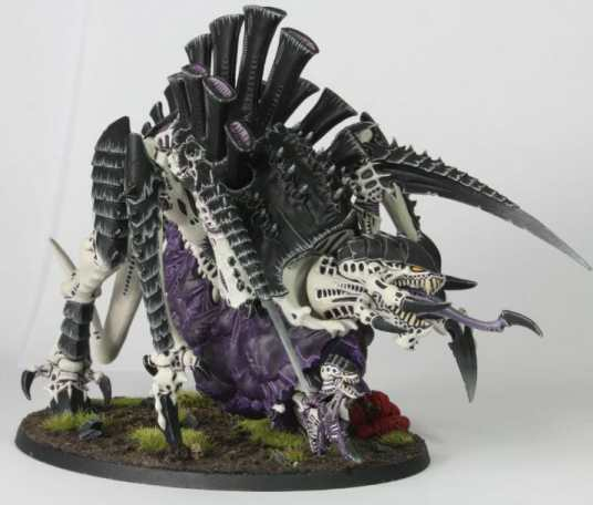 Tyranid color paint schemes – how to paint tyranids – tyranid paint schemes – tyranid army scheme – tyranid color scheme – How to choose Tyranid army color scheme – Tyranid Warhammer 40k colors – Hive fleet color schemes – Hive fleet paint scheme – Black comic book style tyranid