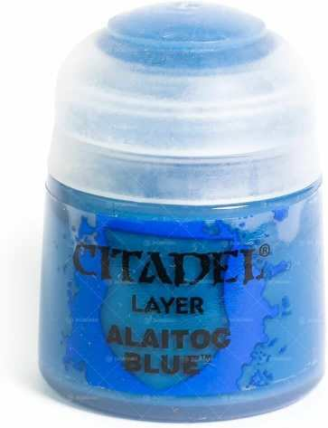 Best 26 Citadel Paints for Your Model Paint Collection – most useful model paints – best acrylic paints for new painters – best citadel paint set – best citadel paint – versatile model paint – games workshop paint sets - Alaitoc Blue