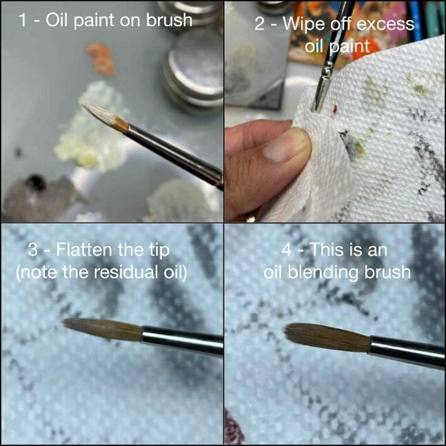 "Oil Painting ""Barnascus"" (Judgement Miniatures) - How to Paint Tips - Why paint miniatures with oil paint – Barnascus Judgement Miniature – Miniature painting with oil colors – tips for painting miniatures with oil paint – oil painting miniature tutorial – metallic oil paints -creating a blending brush"