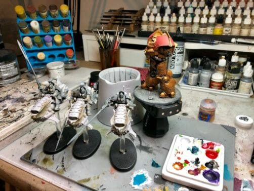 Is Warhammer 40K Worth It? Why You Need to Play Warhammer 40k - Is Warhammer 40k expensive? - Should I start playing warhammer 40000 - why you should play WH40k - the hobby of painting models in 40k