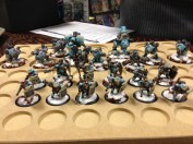 Mercs with dwarves!