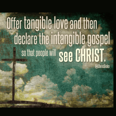 Tangible Grace