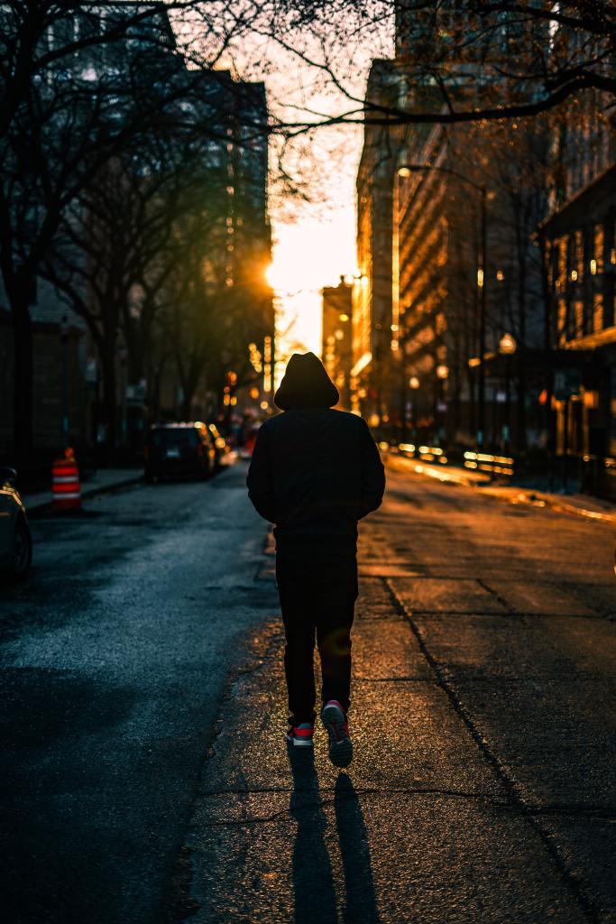 Define the way you walk