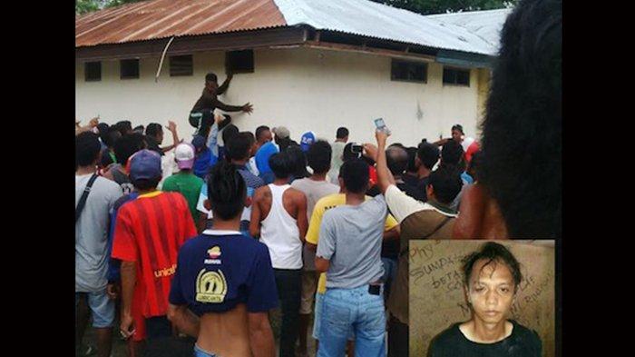 Penikam Siswa SD di Kupang Pelaku Tunggal