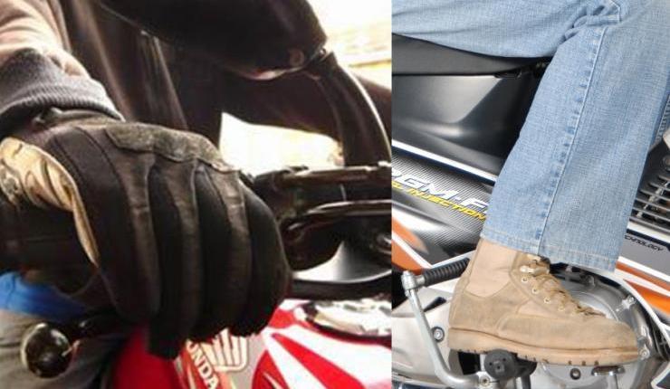 Cara Menggunakan Rem Motor yang Baik dan Benar