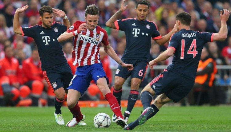 Kemengan tipis Bayern Munchen vs Atletico Madrid: 1-0