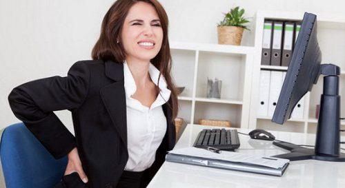Sakit Pinggang Karena Duduk Di Depan Komputer Terlalu Lama, Kok Bisa ?