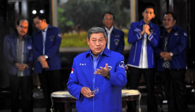 SBY Sanjung Kehebatan Tiga Orang Istana Bisa 'Mengatur' Presiden Jokowi