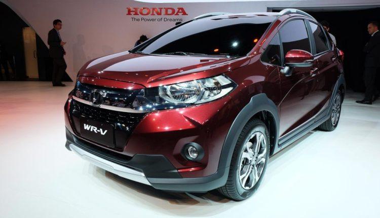 Honda WR-V Akan Dipasarkan Mulai Pertengahan Maret 2017
