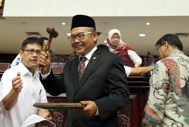 DPD RI Dukung KPK Tuntaskan Kasus Korupsi e-KTP