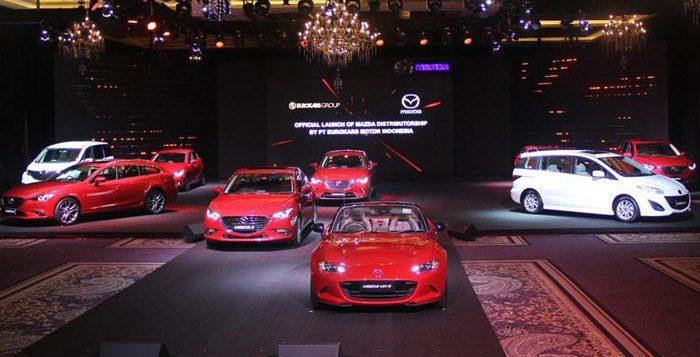 Mazda Boyong 5 Model Baru,Optimis Bakal Tingkatkan Penjualan