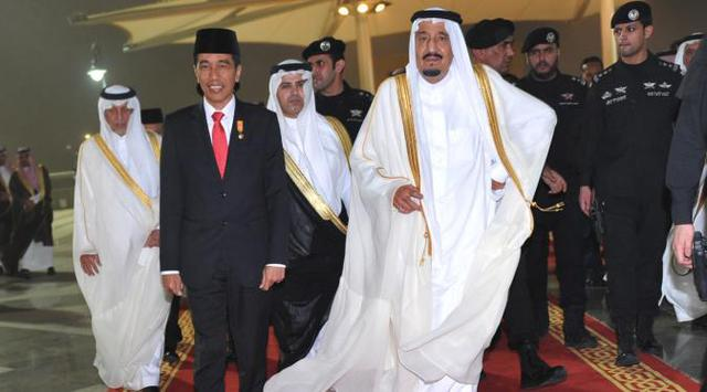 Kunjungan Raja Arab Saudi Ke Indonesia Adalah Sejarah