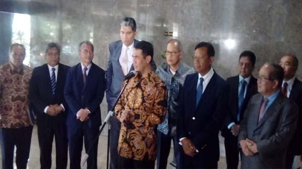 Indonesia – Malaysia Menanam Jagung Bersama