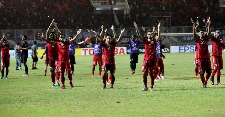 Tahan Vietnam 2-2, Timnas Indonesia berhasil Lolos ke Final Piala AFF.