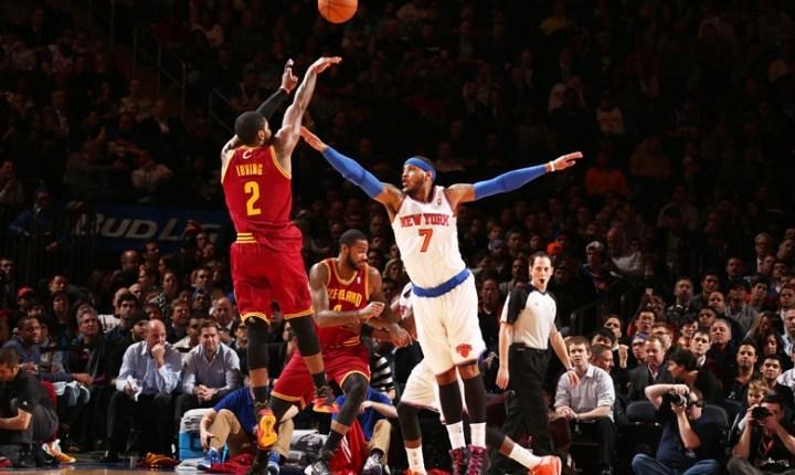 Cavs menang mudah atas Knicks
