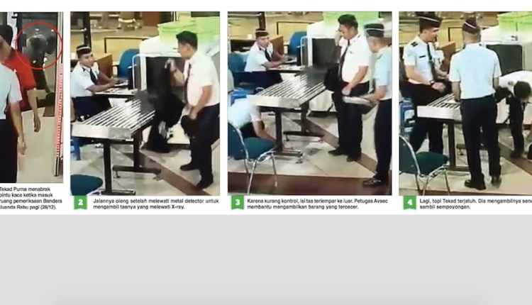 Pilot Citilink Mabok dan Nomong Ngelantur Sebelum Take Off