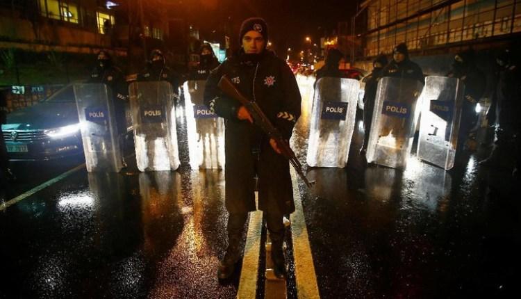 Serangan Klub di Istanbul