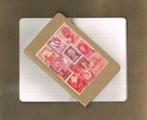 Vintage Red Notebook