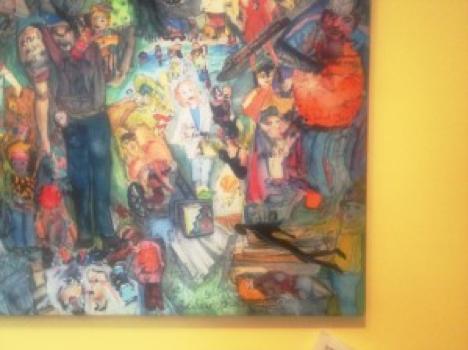 Conversations with Strange Beauty: Barbara Greene Mann