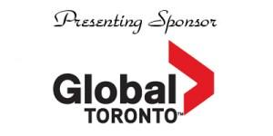 Presenting Sponsor Global Toronto Logo