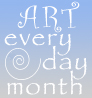 Art Every Day Month 2017