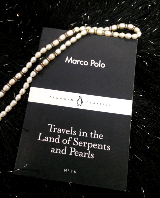 Travels in the Land of Serpents and Pearls By Marco Polo