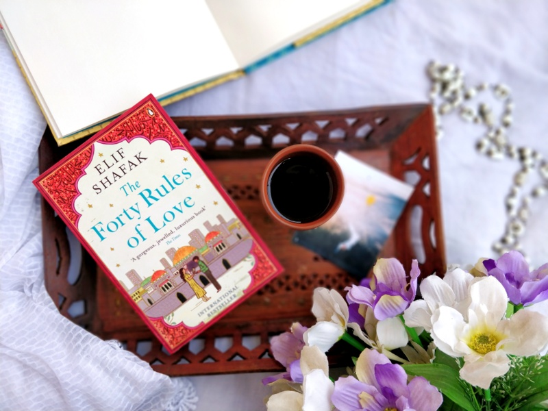 The Forty Rules of Love By Elif Shafak, Book Review