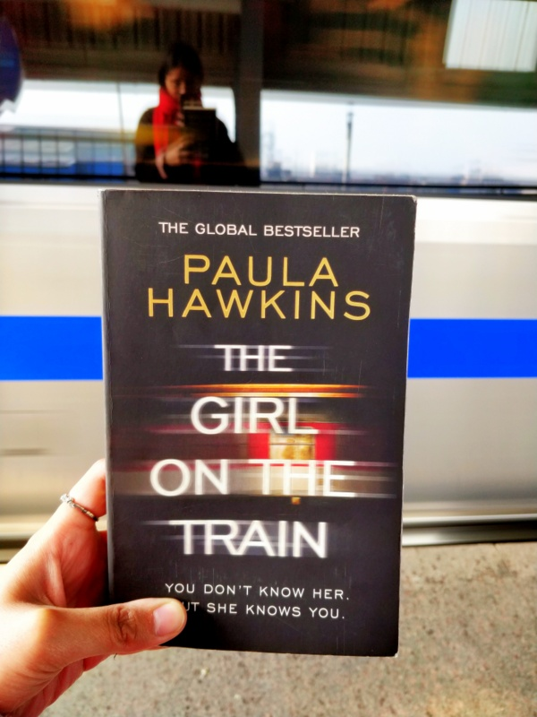 The girl on the train by Paula Hawkins: A book review