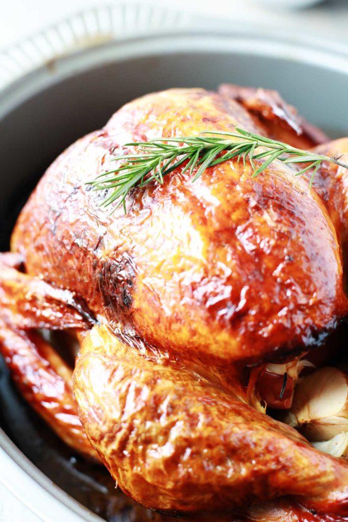 Watch Herb-Scented Roast Turkey video
