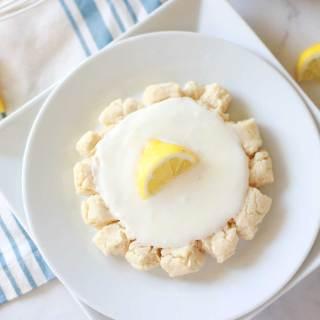 Sour Cream Lemon Sugar Cookies
