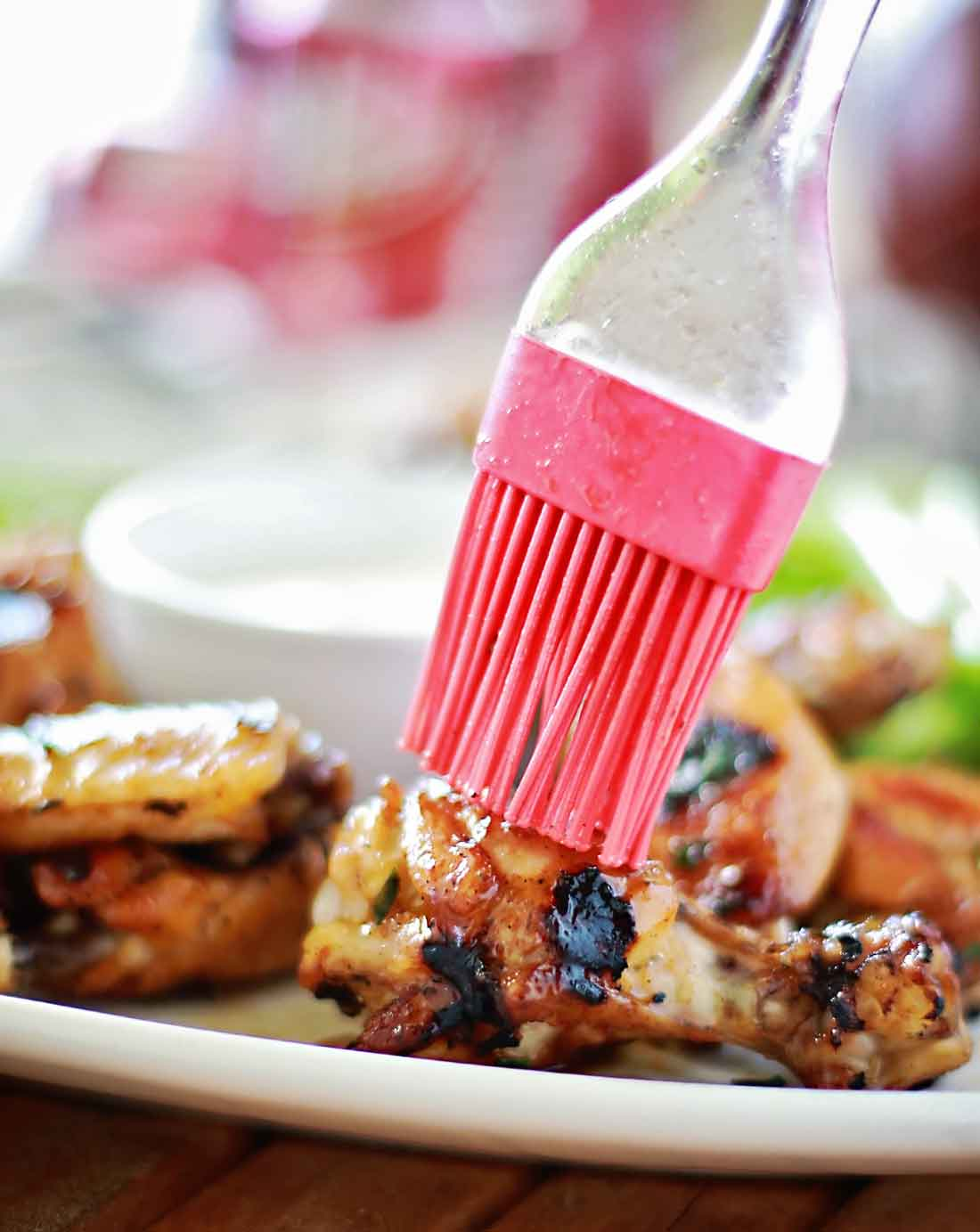 Dr Pepper Habanero glazed Chicken wings!