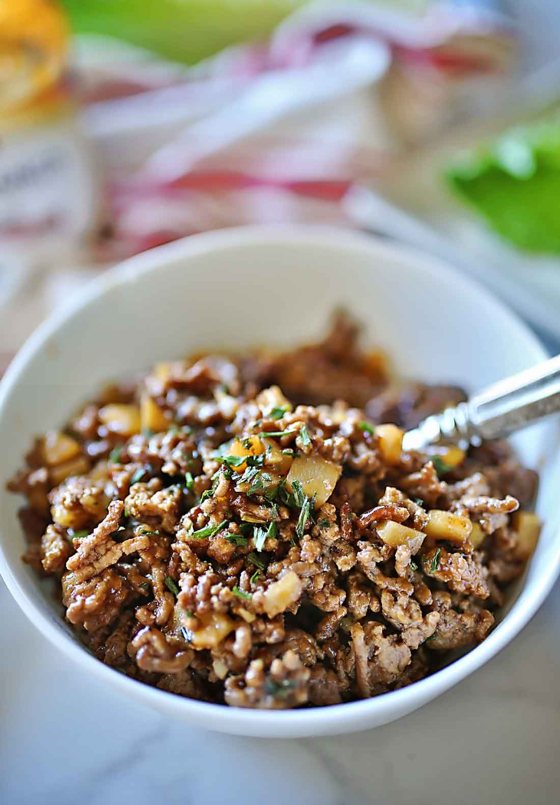 Mongolian Beef recipe that is quick, easy, and delicious!