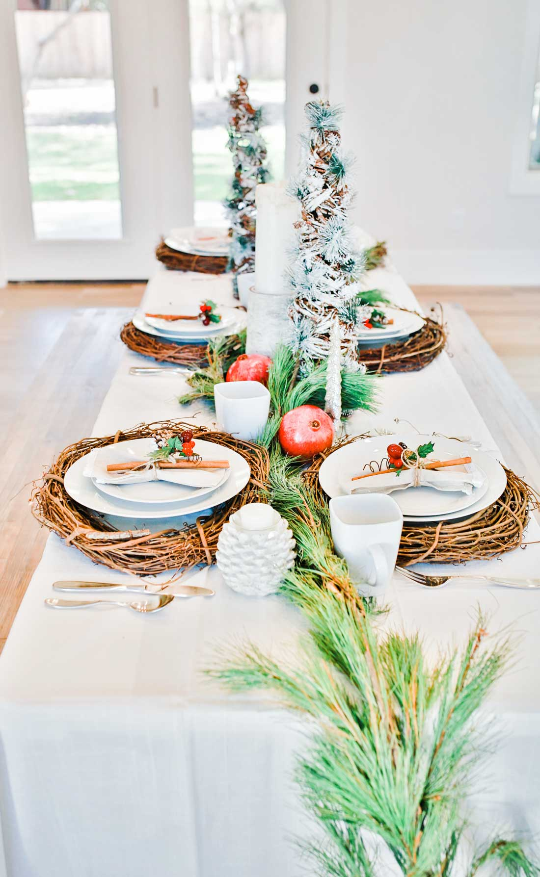 Gorgeous Christmas Table