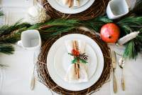 christmas place settings Archives | Tangled with Taste