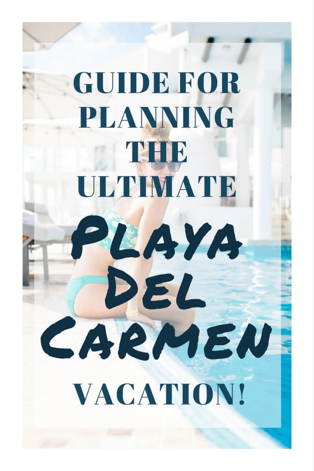 cancun, playa del carmen, and maya riviera vacationing guide with kids