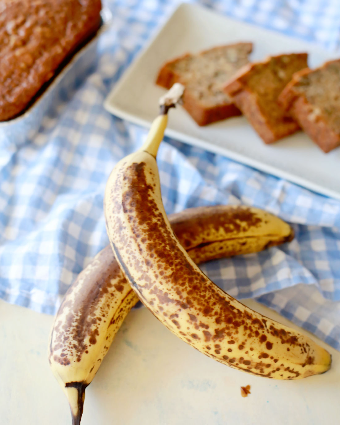 bananas for the best banana bread ever!