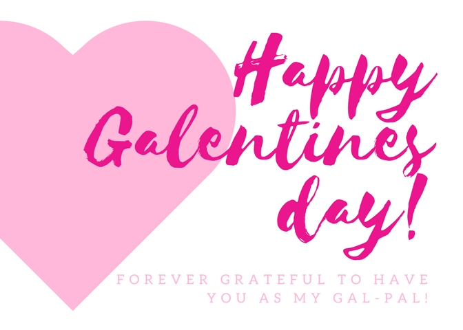 Printable Valentines Day cards for your girlfriends!
