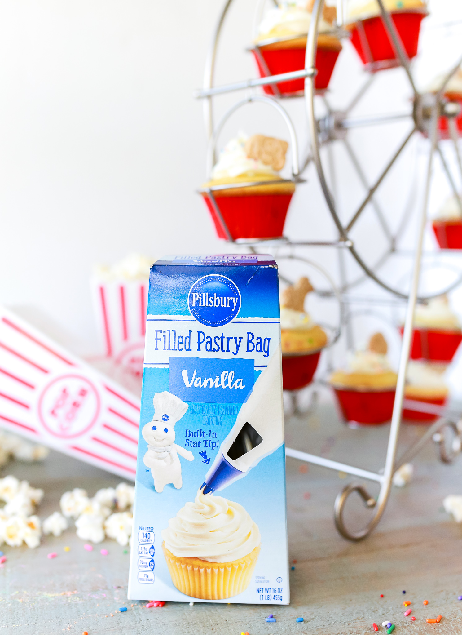 Baking made easy with Pillsbury!