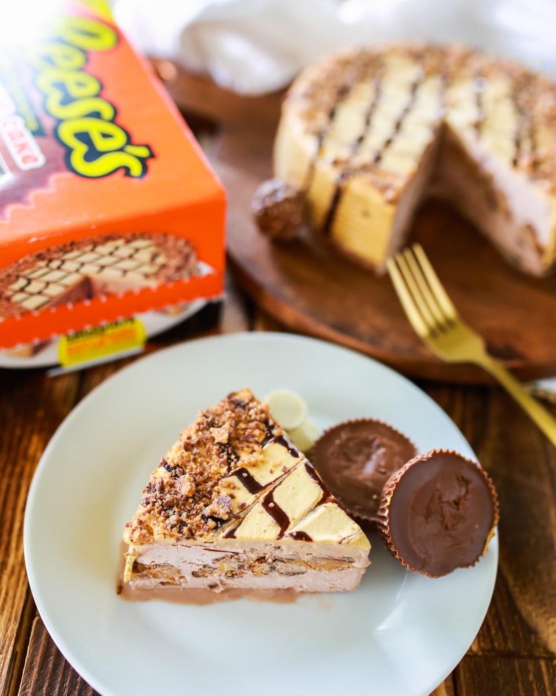 5 minute ice cream freak cake tutorial!