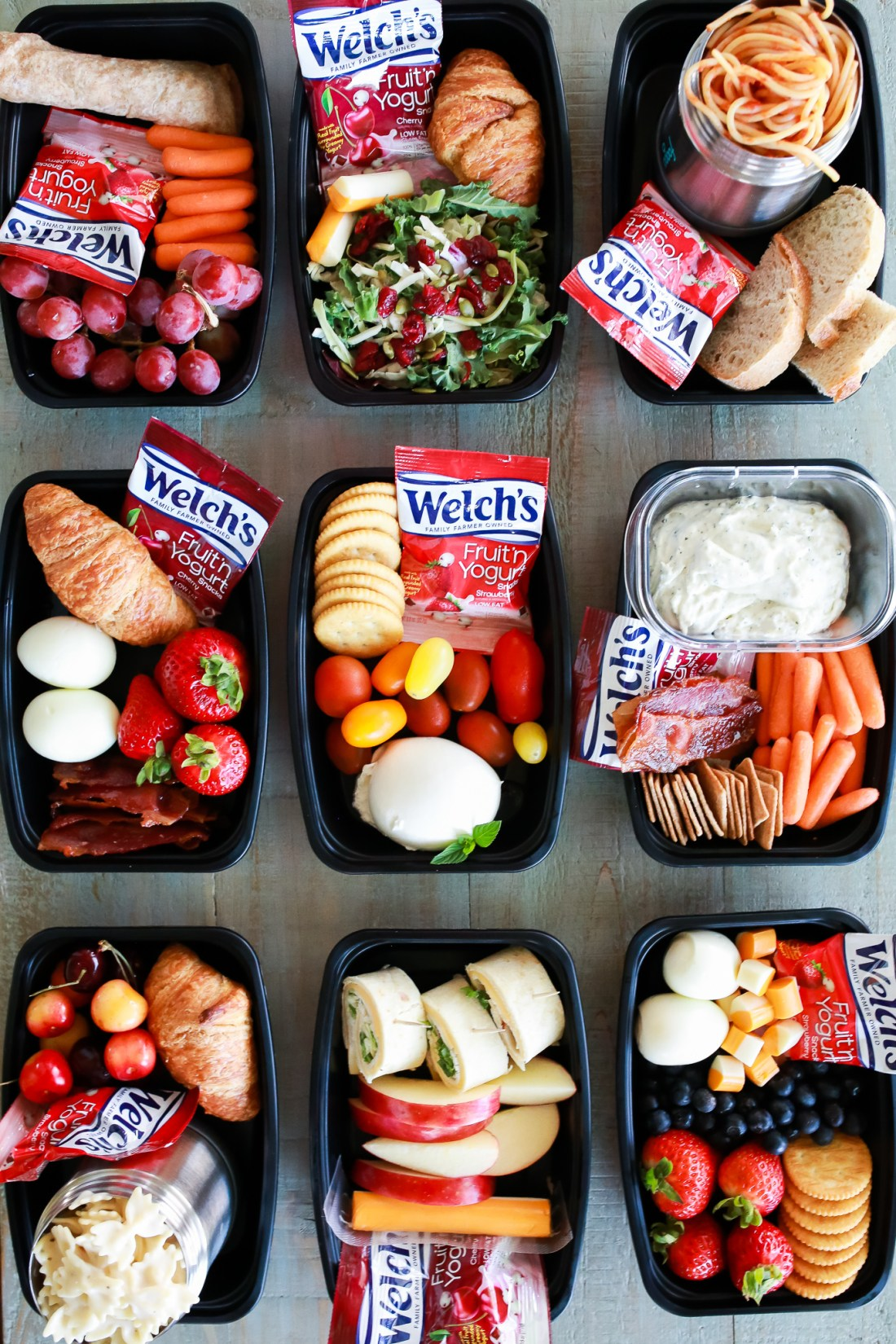 Unique, easy and delicious Back to School Lunch ideas for the picky kiddo, the allergy prone, and the one that's getting sick of a sandwich every day!