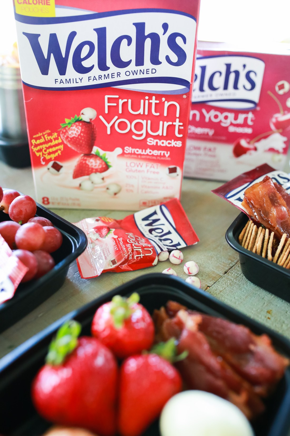 Best treat for back to school lunches!