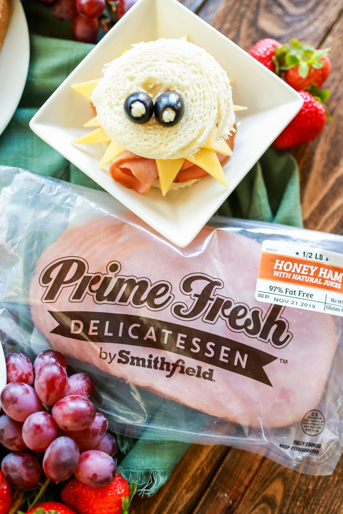 Fun sandwich ideas for school lunches