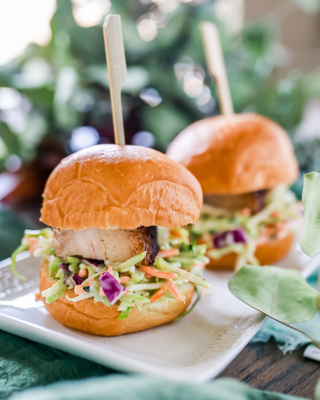 Sous Vide Pork Belly sliders recipe! AMAZINGNESS