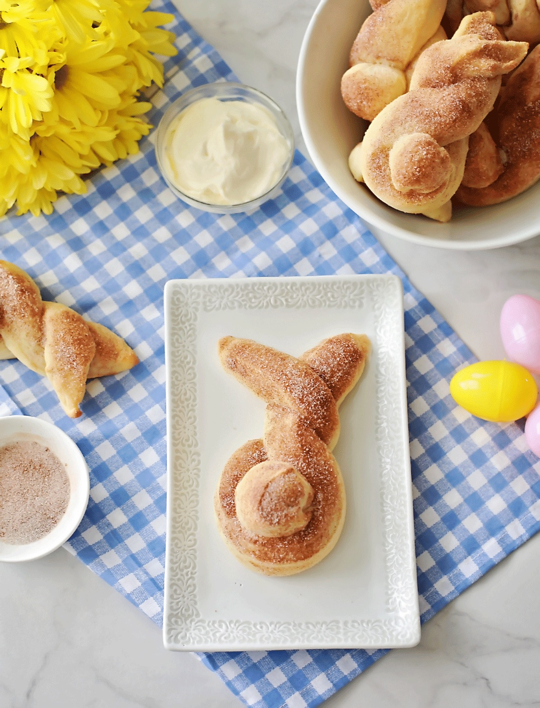 cinnamon roll bunnies