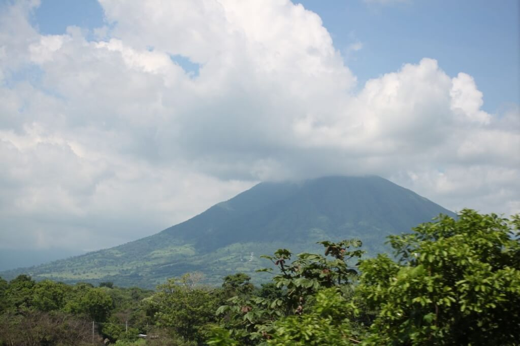 El Salvador y Honduras