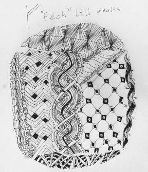 Old English Runes #1: Feoh