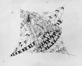 Riki-Tiki Monotangle (in progress)